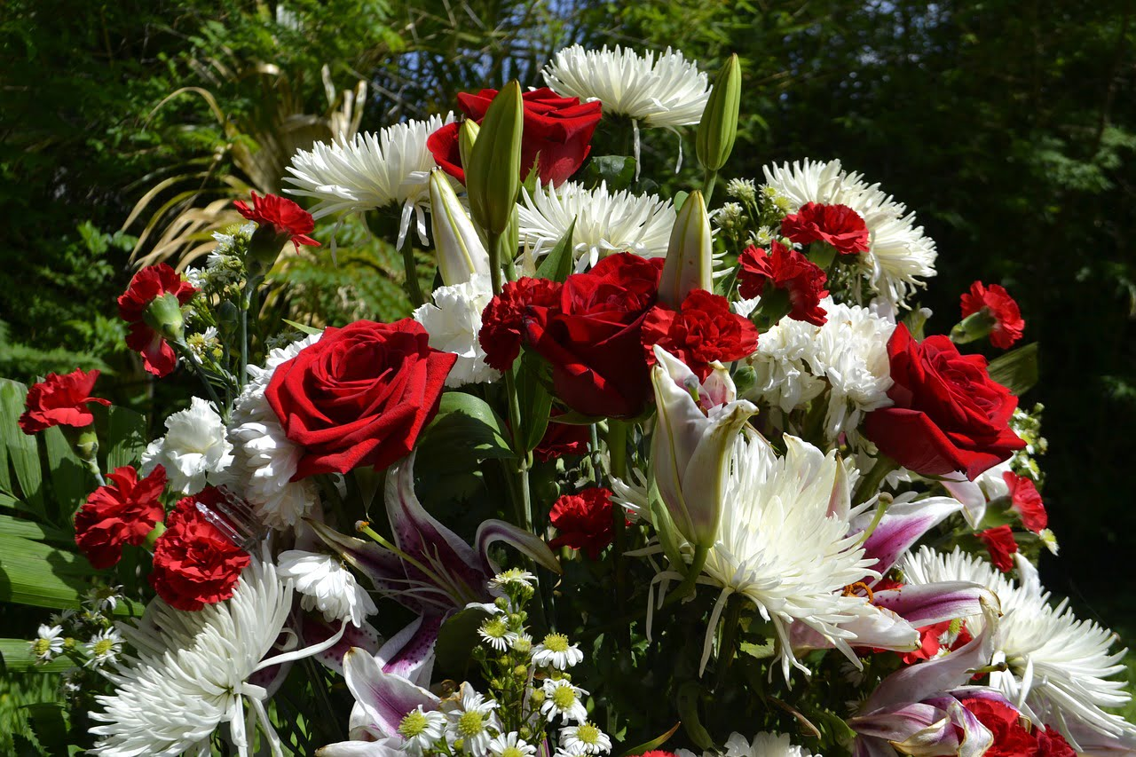 Kwiaty na pogrzeb - Kuleczka Katowice